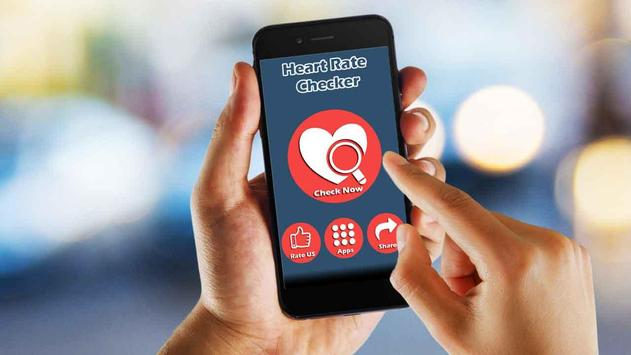 Heart Rate Checker Prank poster
