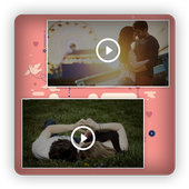 Heart Touch Video Effects icon
