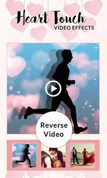 Heart Touch Video Effects screenshot 2