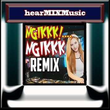 DJ Tak Tun Tuang Ngik Ngik Remix 2018 poster