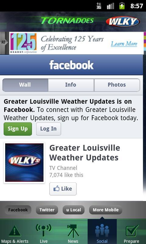 Tornadoes WLKY 32 for Android - APK Download