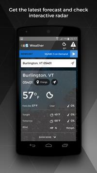 MyNBC5 News & Weather apk screenshot