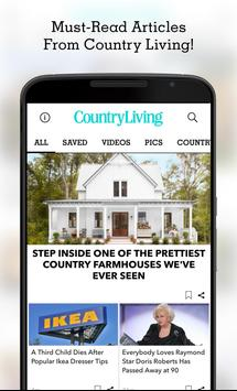 Country Living Now poster