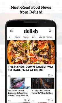 Delish Now poster