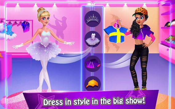Dance War - Ballet vs Hiphop ❤ Free Dancing Games screenshot 13