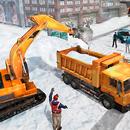 Snow Heavy Excavator Simulator APK