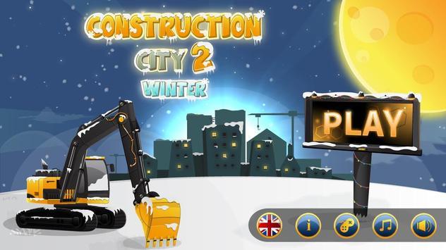 Construction City 2 Winter apk screenshot