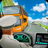 Heavy Mountain Bus Simulator 2018 圖標