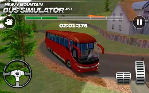 Heavy Mountain Bus Simulator 2018 截圖 2