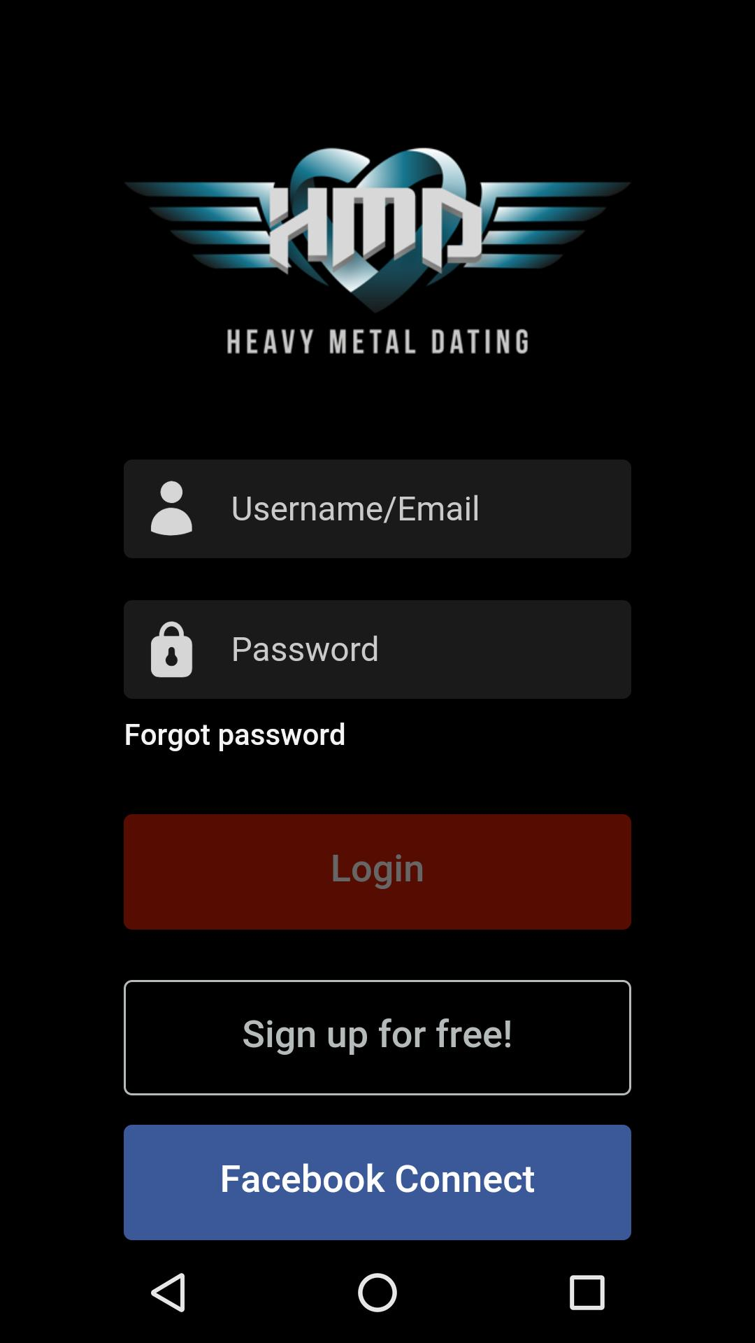 Heavy Metal dating
