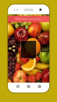 Fruits Detector Prank apk screenshot