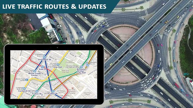 Earth Map GPS Navigation World Street View screenshot 13