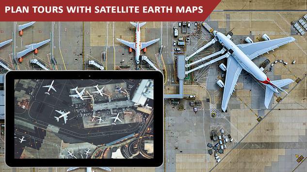 Earth Map GPS Navigation World Street View screenshot 6