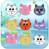 Cat Blast Match 3 Puzzle icon
