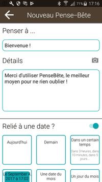 Le PenseBete screenshot 1