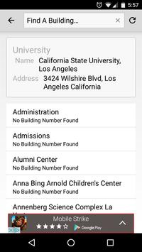 CSU Los Angeles Maps screenshot 3