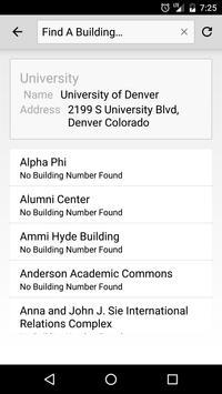 Denver U Maps screenshot 3