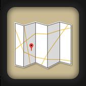 Oakland Maps icon