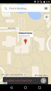 Oakland Maps screenshot 1