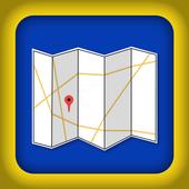 NCAT Maps icon