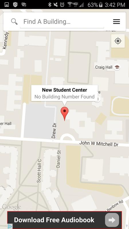 NCAT Maps for Android - APK Download
