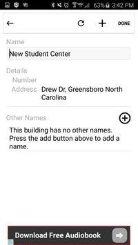 NCAT Maps apk screenshot