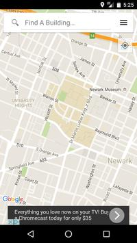 NJIT Maps poster