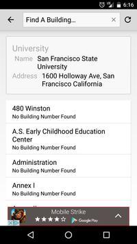 San Francisco State Maps apk screenshot