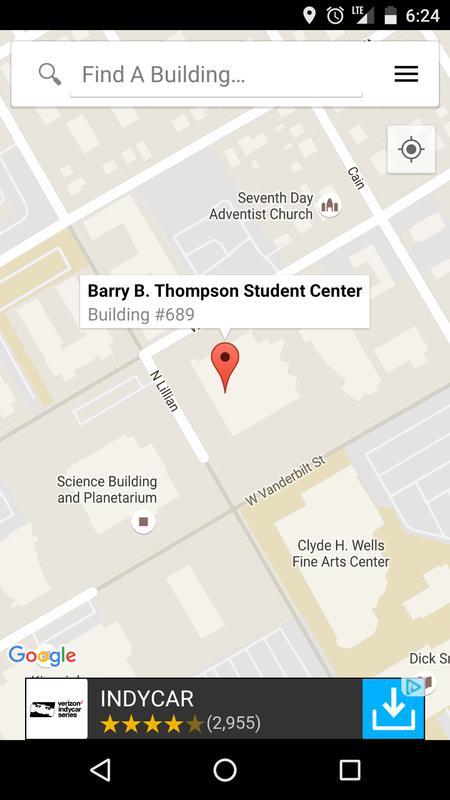 Tarleton State Campus Map.Tarleton State Maps For Android Apk Download