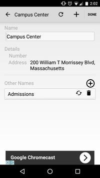 UMB Maps screenshot 2