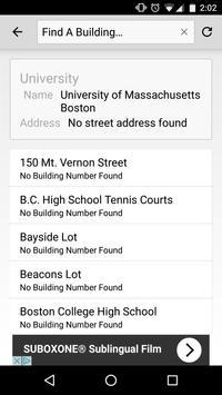 UMB Maps screenshot 3