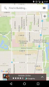 U Chicago Maps poster