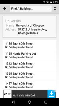 U Chicago Maps screenshot 3