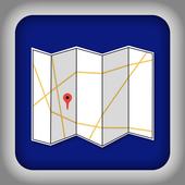 U Conn Maps icon