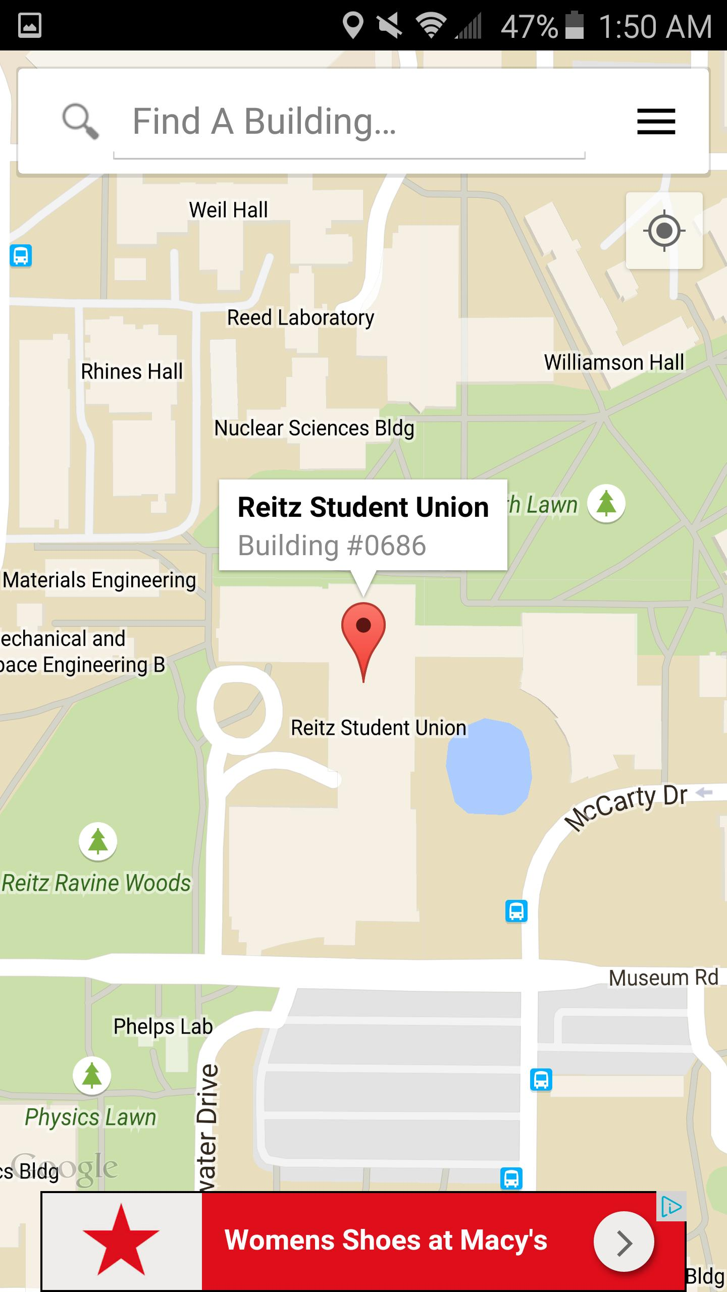 UF Maps for Android - APK Download Uf Maps on usc map, dc map, uh map, auburn university map, cu map, pe map,