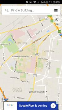 Vanderbilt Maps poster