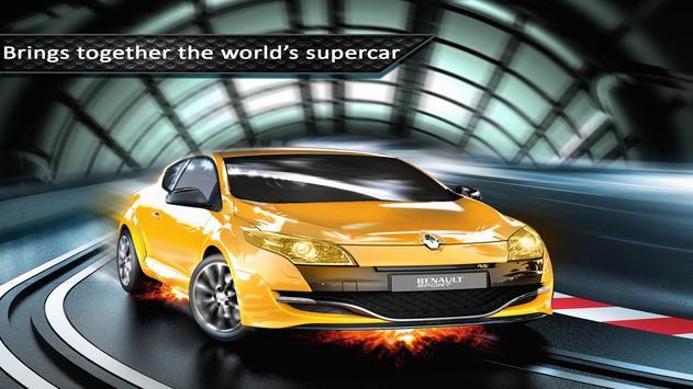 Neon Concept Car Racing screenshot 6