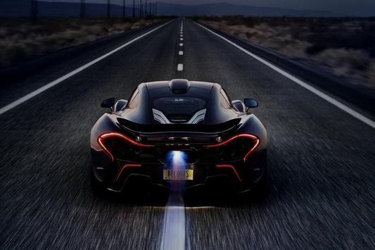 Neon Concept Car Racing screenshot 2