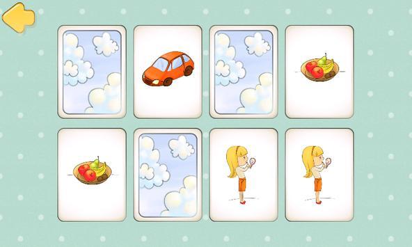 Logic, Memory & Concentration Games Free apk screenshot