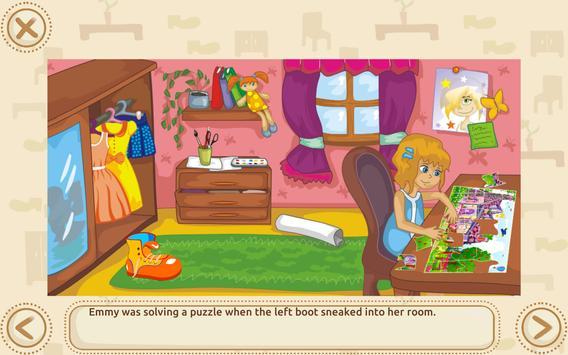 Boots Story - Fairy Tale Free screenshot 10
