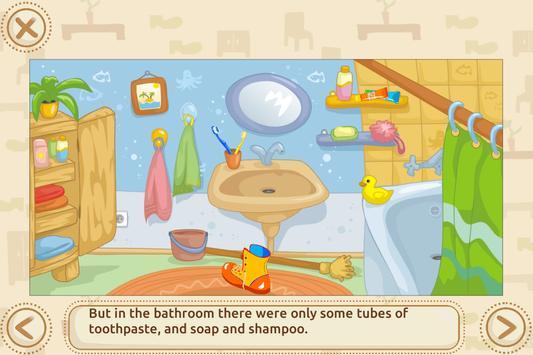 Boots Story - Fairy Tale Free screenshot 1