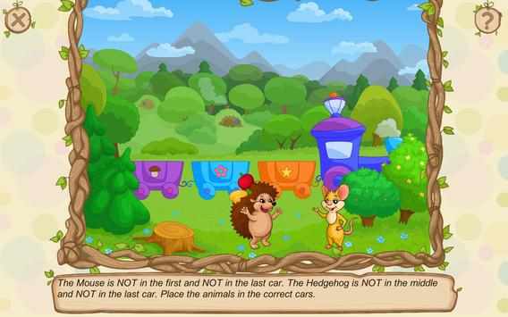 Hedgehog's Adventures: Story with Logic Games Free screenshot 18