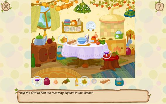 Hedgehog's Adventures: Story with Logic Games Free screenshot 22