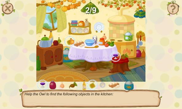 Hedgehog's Adventures: Story with Logic Games Free screenshot 6