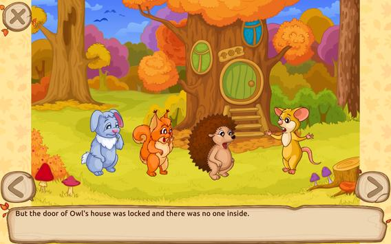 Hedgehog's Adventures Part 2 apk screenshot