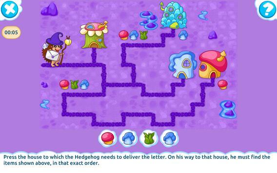 Logic & Spatial Intelligence MiniGame Adventure apk screenshot