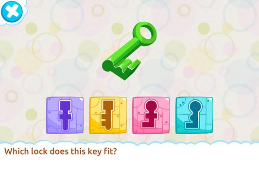 Logic Land - Puzzles & IQ Training Adventure Free apk screenshot