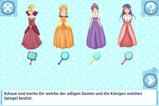 Schneewittchen: Mädchen Spiele screenshot 4