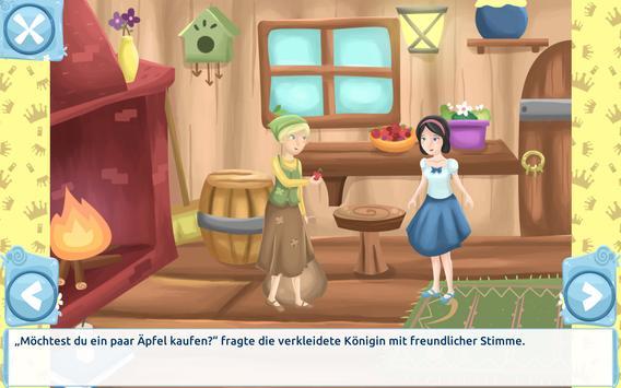 Schneewittchen: Mädchen Spiele screenshot 6