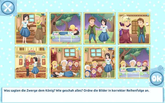 Schneewittchen: Mädchen Spiele screenshot 8